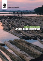 [PDF] Failing forest - Europe's illegal timber trade - WWF