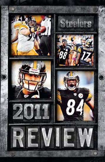 4 3 2 1 - Steelers