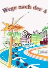 Wege nach der 4 - Metropole Ruhr