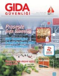 2008/3.Sayı : Proseste Gıda Güvenliği