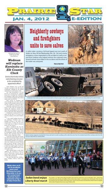 Jan 4 - Prairie Star - Taylor News