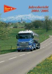 Ehrungen zum 25-Jahr-Jubiläum - Les Routiers Suisses