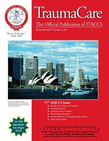 here - International Trauma Anesthesia and Critical Care Society
