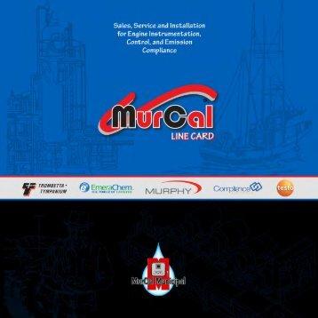 Untitled - MurCal, Inc.