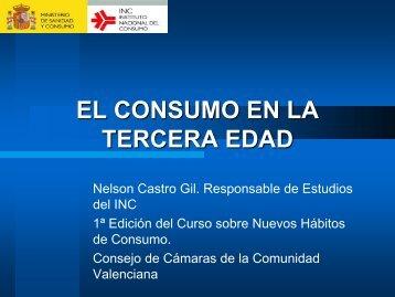EL CONSUMO EN LA TERCERA EDAD - Pateco