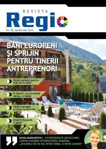 Regio38 web
