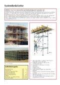 Shoring brochure og montageanvisning - PASCHAL-Danmark A/S - Page 2