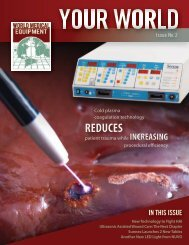 REDUCES - World Medical Equipment