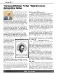 NAM Newsletter - University of Evansville - Page 3