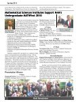 NAM Newsletter - University of Evansville - Page 7