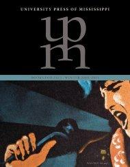 Here - University Press of Mississippi