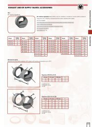 Mounting accessories Accessories EXHAUST AND ... - Soler & Palau