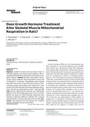 Does Growth Hormone Treatment Alter Skeletal ... - ResearchGate