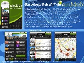 Barcelona Reisefأƒآ¼hrer - RunMob