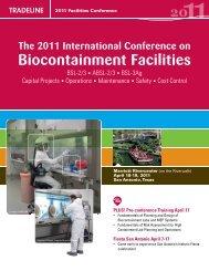 Biocontainment Facilities - Schneider Electric