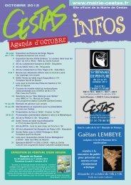 Agenda d' - Mairie de Cestas