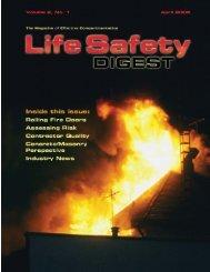 FCIA March 06 - FCIA - Firestop Contractors International Association