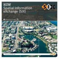 Spatial Information eXchange (SIX) - Land