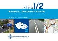 Silnice I/2: Pardubice – jihovýchodní obchvat - Ředitelství silnic a ...