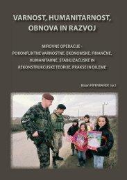 varnost, humanitarnost, obnova in razvoj - Ministrstvo za obrambo