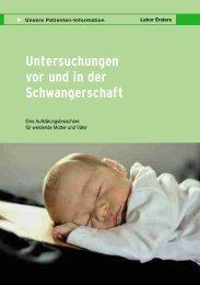 Untersuchungen vor und in der Schwangerschaft - Fem-es.de