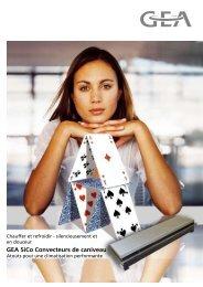 Brochure commerciale SBI/SBQ - GEA Happel
