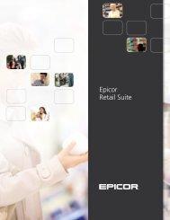Epicor Retail Suite Brochure