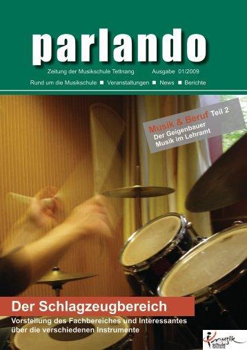 musik und beruf - Musikschule Tettnang