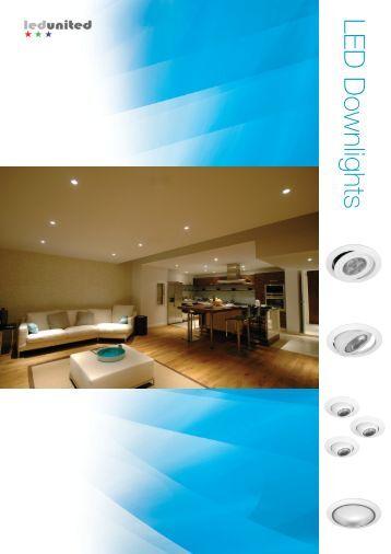 LED Downlight Catalogue - Mr RESISTOR