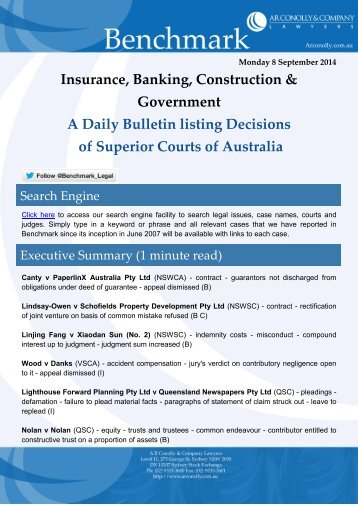 benchmark_08-09-2014_insurance_banking_construction_government