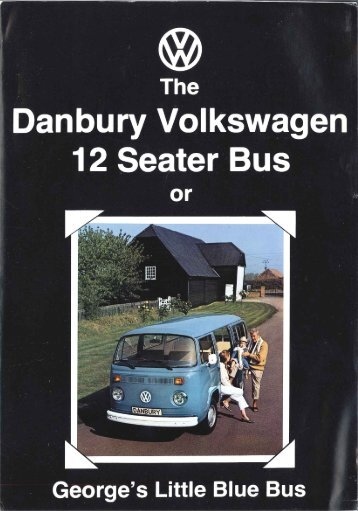 1975 VW Bus Danbury Camper - PDF - TheSamba.com