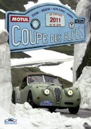 Téléchargez le programme (PDF - 1018.9 ko) - News Classic Racing