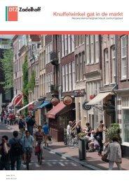 Knuffelwinkel gat in de markt - DTZ Zadelhoff