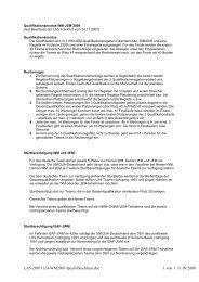 Qualifikationsmodus zur WM-JEM 2009 - Uniqua Deutschland