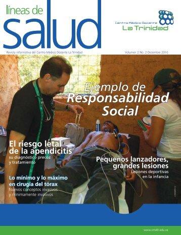 Responsabilidad Social - Centro Médico Docente La Trinidad