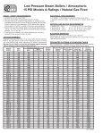 Rite 15 psi low pressure atmospheric brochure - California Boiler - Page 2