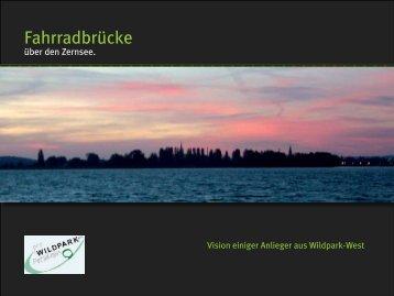 Flyer von Manfred Swoboda zur ... - werderpluswerder