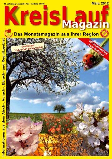 Eine neue - KreisLauf Magazin