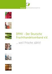 Flyer als Download (4,2 MB) - Deutscher Fruchthandelsverband e.V.