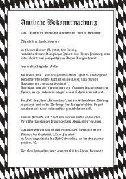 Jetzt schaun ma mal, dann sehn ma scho« Amtliche ... - Fam-greif.de