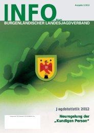 Infoblatt Download (2,7 MB)- Ausgabe 2/2013 - Burgenländischer ...