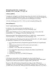 Oberlandesgericht Celle - Vergabesenat Beschluss vom 12. Mai 2005