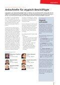 Unsere Vorschläge für ein schwieriges Jahr 2012 - SGB - CISL - Seite 7