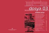 Dosya 3: endüstri mirası - Mimarlar Odası Ankara Şubesi