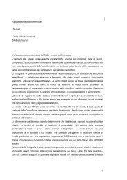 Rapporto sulle autonomie locali I Numeri L'Italia vista dai Comuni di ...