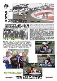 0610 - Nyhedsbrev 32 - 2012 - Nordjysk Cup 2