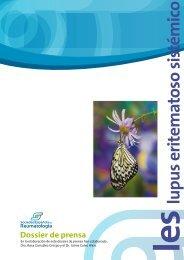 Lupus Eritematoso Sistémico - Sociedad Española de Reumatología