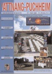 Ausgabe Juli-August 2005 (0 bytes) - Attnang-Puchheim