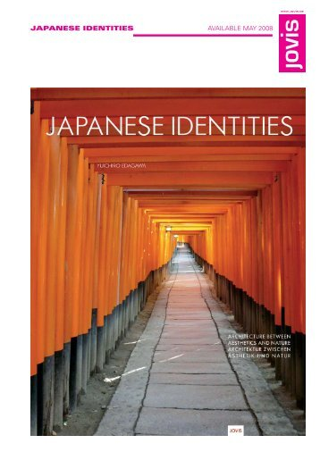 JAPANESE IDENTITIES AVAILABLE MAY 2008