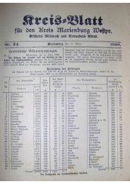 für 0811. Hreķs marienburg - Marienburg.pl